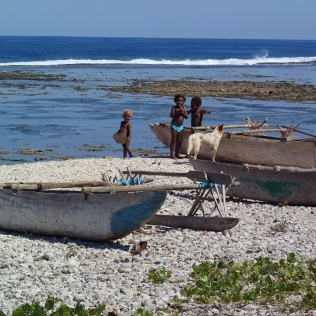 Tanna island kids