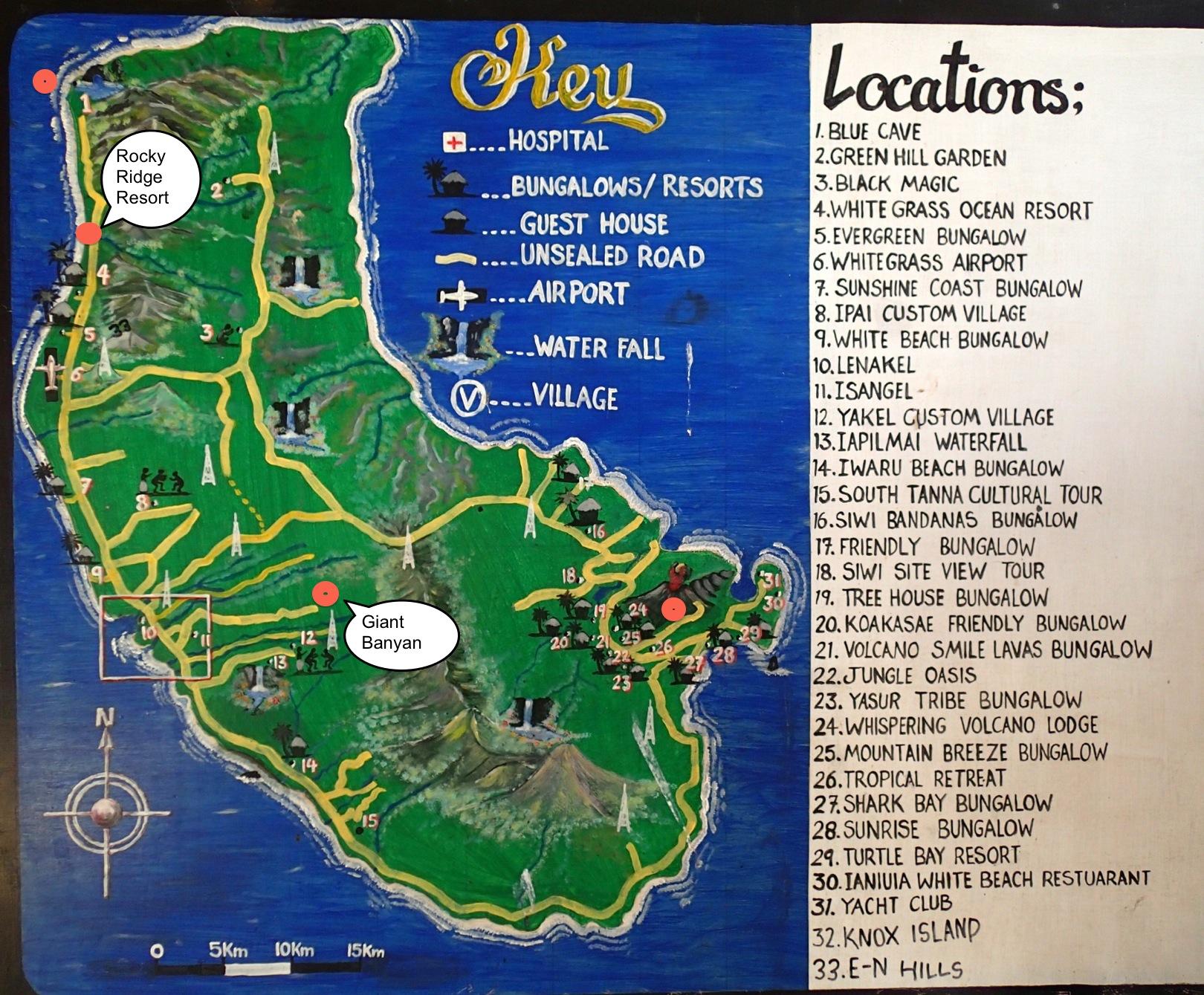 Tanna Adventure Island Gone Walkabout