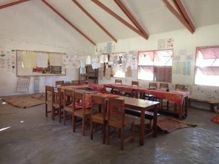 island style classroom
