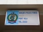 Vanuatu Police station