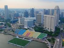 swimming soccer fields