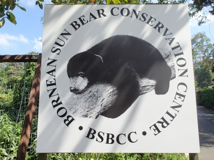Bornean Sun Bear Conservation Centre in Sepilok